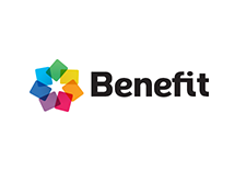 Benefit Mobile black company logo